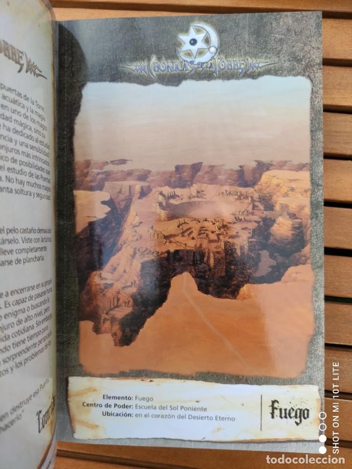 Libros de segunda mano: CRONICAS DE LA TORRE, TOMOS I, II, III Y IV, LAURA GALLEGO GARCIA, TETRALOGIA COMPLETA, SM - Foto 10 - 289628063