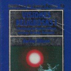 Libros de segunda mano: HARLAN ELLISON. VISIONES PELIGROSAS I. Lote 289657788