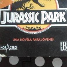Libros de segunda mano: JURASSIC PARK. MICHAEL CRICHTON. EDICIONES. B. 1993.. Lote 289764388