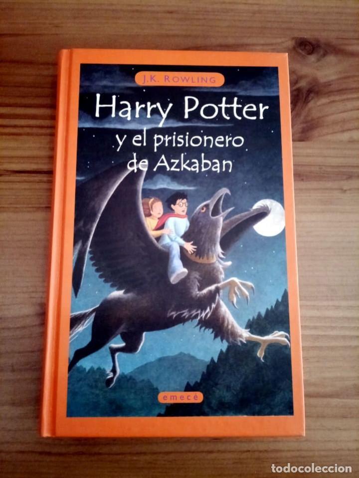 Libros de segunda mano: HARRY POTTER Y EL PRISIONERO DE AZKABAN. ROWLING, J. K. EMECE. 4 ª ED. 2000 NUEVO. - Foto 2 - 290115488