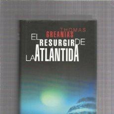 Libros de segunda mano: RESURGIR DE LA ATLANTIDA. Lote 293722388