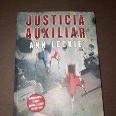 Libros de segunda mano: JUSTICIA AUXILIAR ANN LECKIE. Lote 293834238