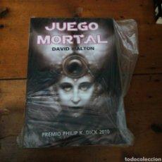Libros de segunda mano: JUEGO MORTAL. DAVID WALTON. Lote 294485123