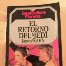 Libros de segunda mano: EL RETORNO DEL JEDI (JAMES KHAN). Lote 294516403