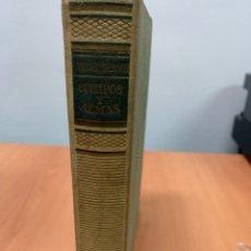 Libros de segunda mano: CUERPOS Y ALMAS. M. VAN DER MEERSCHAUM. EDICIONES LAURO.J.JANÉS. 1946.. Lote 294812678