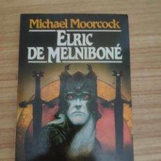 Libros de segunda mano: ELRIC DE MELNIBONÉ (MICHAEL MOORCOCK) MARTÍNEZ ROCA FANTASY Nº 11. Lote 295552113