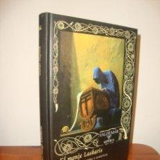 Libros de segunda mano: EL MONJE LASKARIS Y OTROS RELATOS EXTRAÑOS Y ESOTÉRICOS - GUSTAV MEYRINK - VALDEMAR GOTICA. Lote 295615883