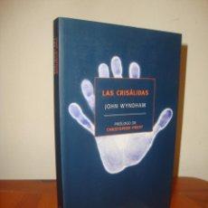 Libros de segunda mano: LAS CRISÁLIDAS - JOHN WYNDHAM - DUOMO, MUY BUEN ESTADO. Lote 295616093