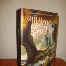 Libros de segunda mano: EL ULTIMO ANILLO - KIRIL YESKOV - BIBLIOPOLIS, MUY BUEN ESTADO. Lote 295617933