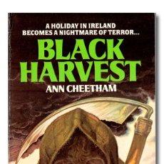 Libros de segunda mano: CHEETHAM (ANN).- BLACK HARVEST. AN ARMADA ORIGINAL, 1983. Lote 295632113