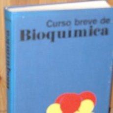 Libros de segunda mano de Ciencias: CURSO BREVE DE BIOQUÍMICA POR ALBERT L. LEHNINGER DE ED. OMEGA EN BARCELONA 1981. Lote 20370218