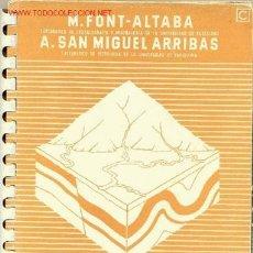 Libros de segunda mano: ATLAS DE GEOLOGIA. Lote 1230695