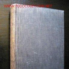 Libros de segunda mano de Ciencias: TRATADO DE QUÍMICA INORGÁNICA, POR ERNESTO H. RIESENFELD. Lote 26214253