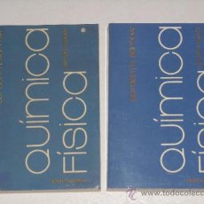 Libros de segunda mano de Ciencias: QUÍMICA FÍSICA 2T POR GORDON M. BARROW DE REVERTÉ EN BARCELONA 1976 3ª EDICIÓN. Lote 27270279