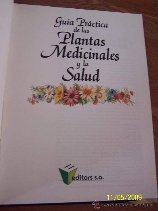 Libros de segunda mano: GUÍA PRÁCTICA DE LAS PLANTAS MEDICINALES Y LA SALUD Y COCINA NATURAL-6 TOMOS-EDITORS-1994 - Foto 4 - 25077543