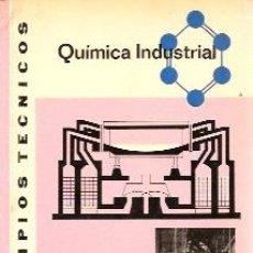 Libros de segunda mano de Ciencias: QUÍMICA PARA PROFESIONES TÉCNICAS (PRINCIPIOS TÉCNICOS) (LEIPZIG, 1967). Lote 25557618