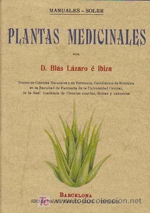 PLANTAS MEDICINALES (Libros de Segunda Mano - Ciencias, Manuales y Oficios - Biología y Botánica)