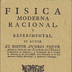 Libros de segunda mano de Ciencias: FISICA MODERNA RACIONAL Y EXPERIMENTAL. Lote 15127687
