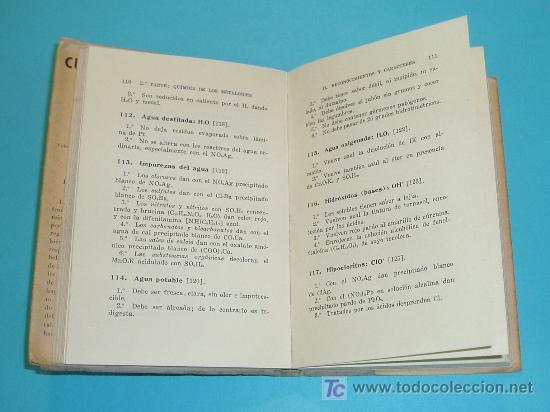 Libros de segunda mano de Ciencias: VADEMÉCUM DEL QUÍMICO. IGNACIO PUIG - Foto 2 - 25300261