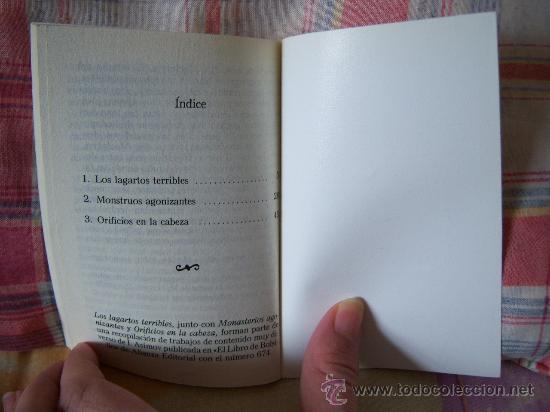 Libros de segunda mano: ASIMOV Los lagartos terribles - Foto 3 - 26958923