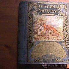 Libros de segunda mano - Historia natural popular, Angel Cabrera, Ramon Sopena, 1951 - 18619717