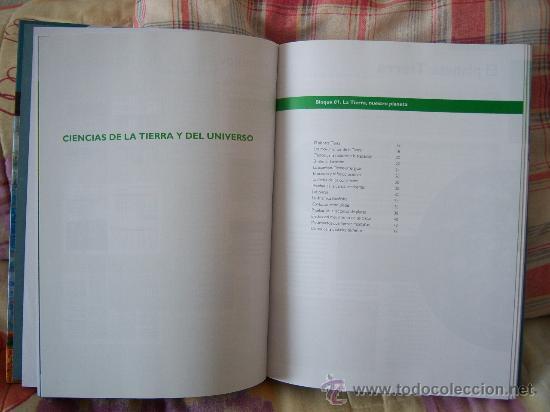 Libros de segunda mano: CIENCIAS DE LA TIERRA Y DEL UNIVERSO - Foto 4 - 30846311