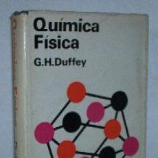 Libros de segunda mano de Ciencias: QUIMICA FISICA. Lote 25861948