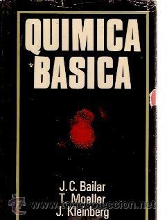 QUIMICA BASICA (MADRID, 1968) (Libros de Segunda Mano - Ciencias, Manuales y Oficios - Física, Química y Matemáticas)