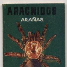 Libros de segunda mano: ENCICLOPEDIA PULGA Nº 303. ARÁCNIDOS. ARAÑA... Lote 228009150