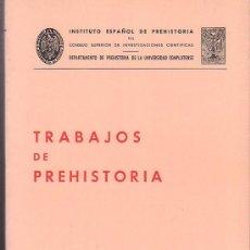 Libros de segunda mano: TRABAJOS DE PREHISTORIA VOLUMEN 34 - EDITA: INSTITUTO ESPAÑOL DE PREHISTORIA. Lote 22026298