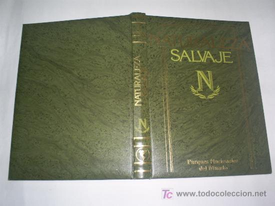PARQUES NACIONALES DEL MUNDO 6 TOMOS NAUTA 1989 RM46183 (Libros de Segunda Mano - Ciencias, Manuales y Oficios - Biología y Botánica)