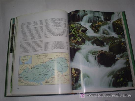 Libros de segunda mano: Parques Nacionales del Mundo 6 TOMOS Nauta 1989 RM46183 - Foto 3 - 29174775