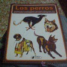 Libros de segunda mano: LIBRO MANUAL GUIA . LOS PERROS POR REX MARCHANT..-CON EXCELENTES ILUSTRACIONES- PERRO. Lote 27300936