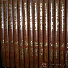 Libros de segunda mano: ENCICLOPEDIA DE LA FAUNA 15 TOMOS FÉLIX RODRÍGUEZ DE LA FUENTE SALVAT 1992 RM46990. Lote 27137139