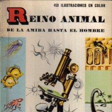 Libros de segunda mano: PEQUEÑA BIBLIOTECA DAIMON: EL REINO ANIMAL - EDITORIAL DAIMON - AÑO 1968. Lote 25850009