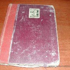 Libros de segunda mano de Ciencias: LIBRO DE TEXTO MATEMÁTICAS COLEGIO SAN ILDEFONSO 1951. Lote 26196259