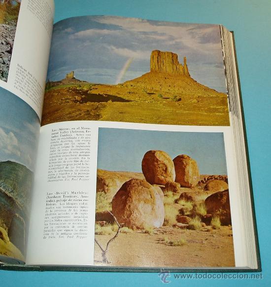 Libros de segunda mano: HISTORIA NATURAL. TOMO IV. GEOLOGÍA - Foto 6 - 25136774