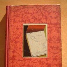 Libros de segunda mano de Ciencias: DE LA TABLA DE MULTIPLICAR A LA INTEGRAL - EGMONT COLERUS - 1° EDICIÓN 1947. Lote 27020909