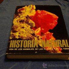 Libros de segunda mano: HISTORIA NATURAL, GEOLOGIA- TOMO IV. Lote 26874053