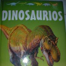 Libros de segunda mano: DINOSAURIOS - ENVIO GRATIS A ESPAÑA. Lote 24096455