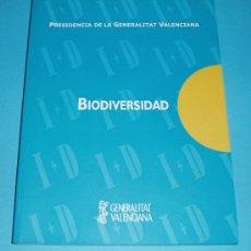 Libros de segunda mano: BIODIVERSIDAD. VARIOS AUTORES. Lote 27107487