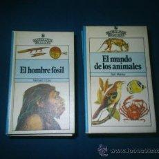 Libros de segunda mano: M69 COLECCION COMPLETA DE 15 LIBROS BRUGUERA SOBRE TEMAS CIENTIFICOS ILUSTRADA 1980 BRUGUERA. Lote 24807434