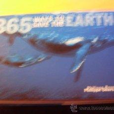 Libros de segunda mano: 365 WAYS TO SAVE THE EARTH ( PHILLIPPE BOURSEILLER ) EN INGLES TAPA DURA ( LE3). Lote 25723962