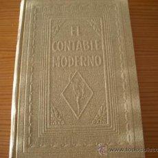 Libros de segunda mano de Ciencias: EL CONTABLE MODERNO - ELEMENTOS DE CONTABILIDAD ( EDITORIAL LABOR 1942) . Lote 27295499