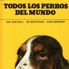 Libros de segunda mano: TODOS LOS PERROS DEL MUNDO - EDITORIAL JUVENTUD - AÑO 1975 - LIBRO TAPA DURA - MUY BIEN CONSERVADO. Lote 26491005