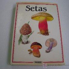 Libri di seconda mano: SETAS - GEORGES BECKER - MICOLOGIA - EDITORIAL SUSAETA. Lote 27582848