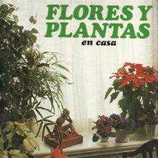 Libros de segunda mano: ** LG71 - FLORES Y PLANTAS EN CASA - VIOLET STEVENSON - EDITORIAL HMB. Lote 27671448