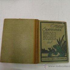 Libros de segunda mano - Estudio experimental de algunos animales JUAN PALAU VERA Seix y Barral,1933 AB36180. - 27868059