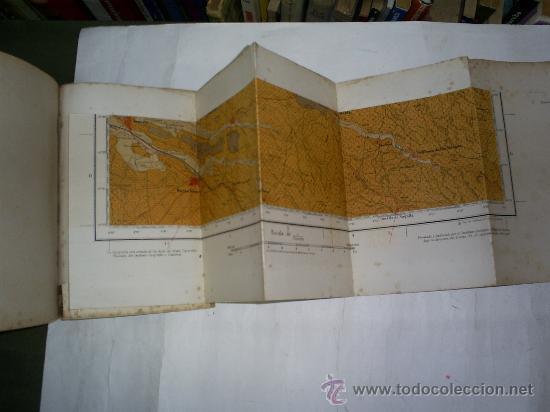 Libros de segunda mano: Mapa Geológico de España. Explicación de la Hoja nº 389. Tárrega 1941 RM52718 - Foto 2 - 28250681