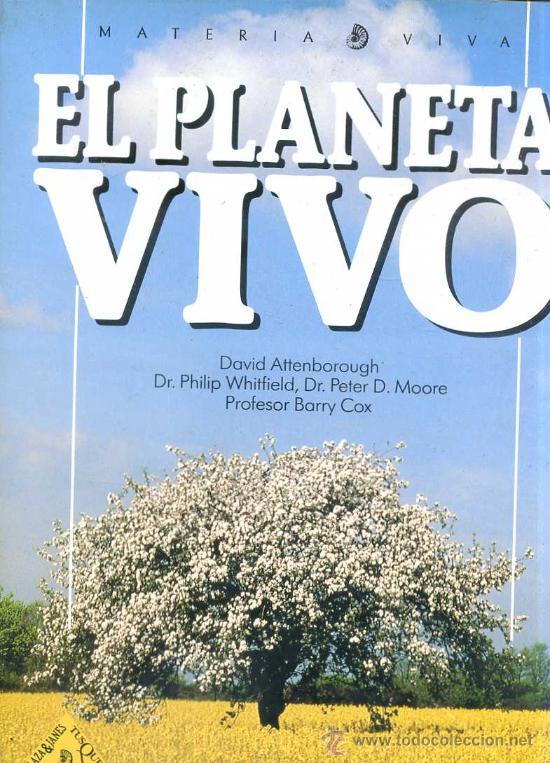 DAVID ATTENBOROUGH : EL PLANETA VIVO - GRAN FORMATO (Libros de Segunda Mano - Ciencias, Manuales y Oficios - Biología y Botánica)